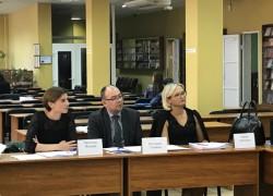 Посета на Воронешкиот државен универзитет