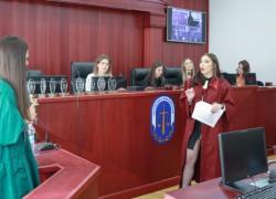 Натпревар по симулирани судења