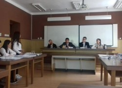 """Pre Moot Court"" натпревар"